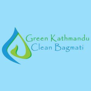 Green Kathmandu Clean Bagmati – LOGO – 2 COLOR